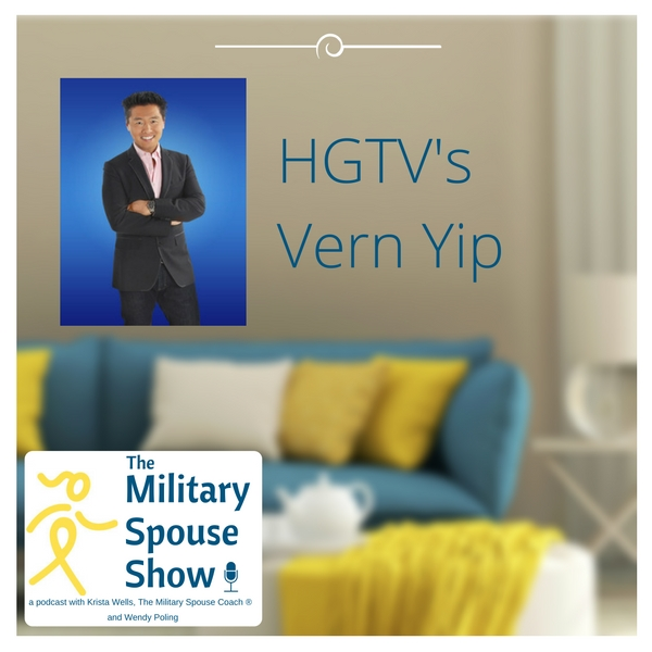 HGTV's Vern Yip Shares Design Tips | The Military Spouse Show